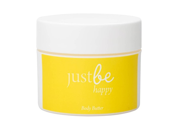 JustBe Botanicals Happy Body Butter