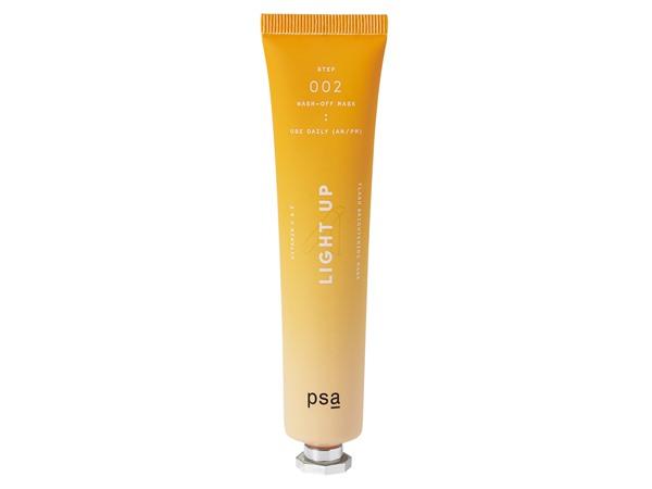 PSA Skin Light Up: Vitamin C & E Flash Brightening Mask