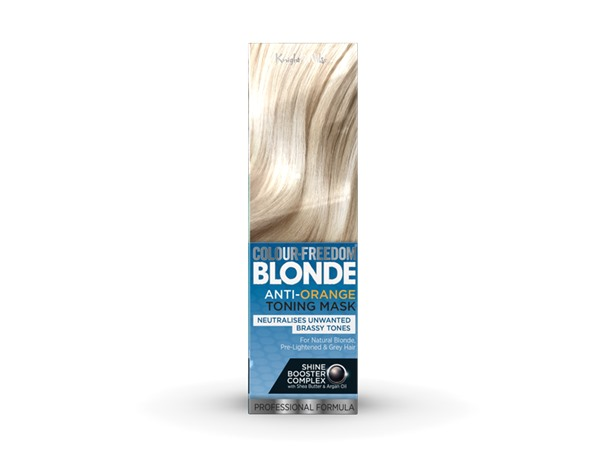 Colour-Freedom Blonde BLONDE Anti-Orange Toning Mask