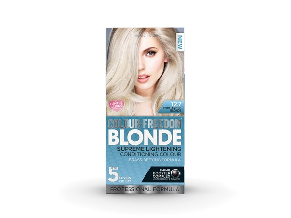 Colour-Freedom Blonde BLONDE Lightening Colour