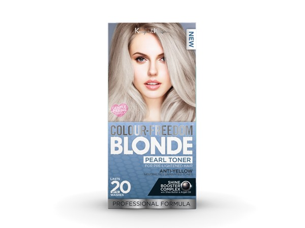Colour-Freedom Blonde BLONDE Pearl Toner