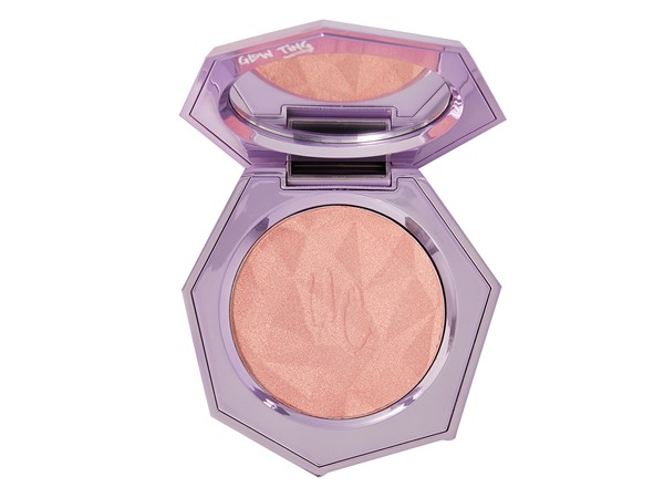 Unicorn Cosmetics Glow Ting Pressed Powder Highlighter