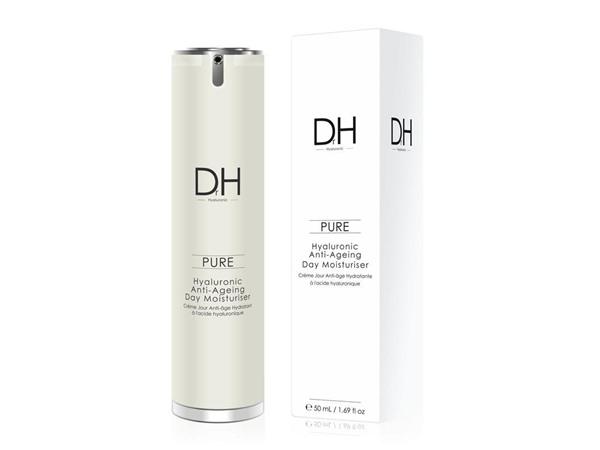 skinChemists Dr H Hyaluronic Acid Anti Ageing Day Moisturiser