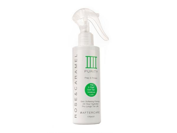 Rose & Caramel Purity Prep & Protect Spray