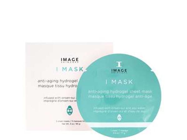 IMAGE Skincare I Mask Anti-Aging Hydrogel Sheet Mask