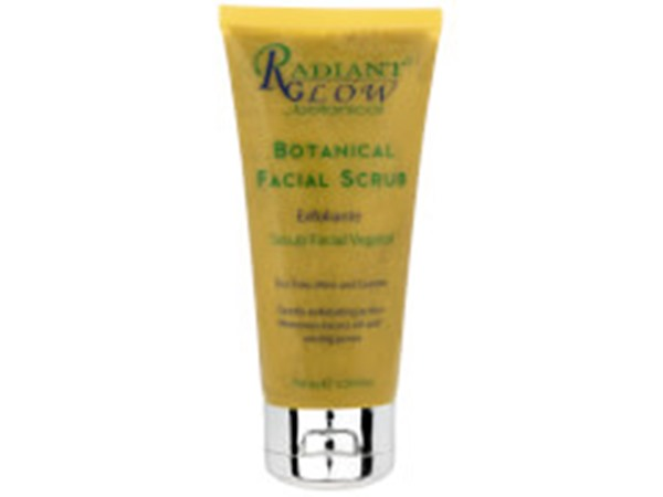 Radiant Glow Botanical Facial Scrub