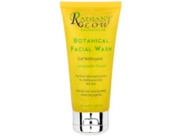 Radiant Glow Botanical Facial Wash