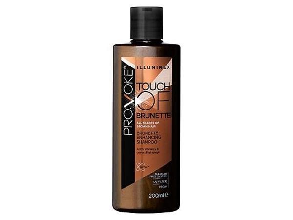Provoke Touch Of Brunette Brunette Enhancing Shampoo