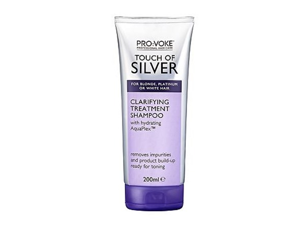 Provoke Touch Of Silver Clarifying Treatment Shampoo