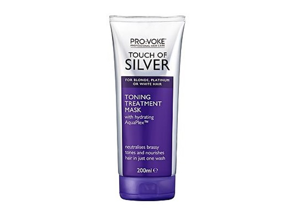 Provoke Touch Of Silver Toning Treatment Mask
