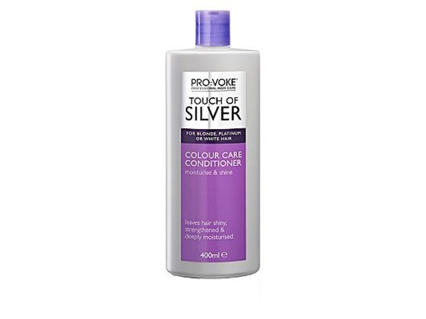 Provoke Touch Of Silver Daily Nourish Conditioner