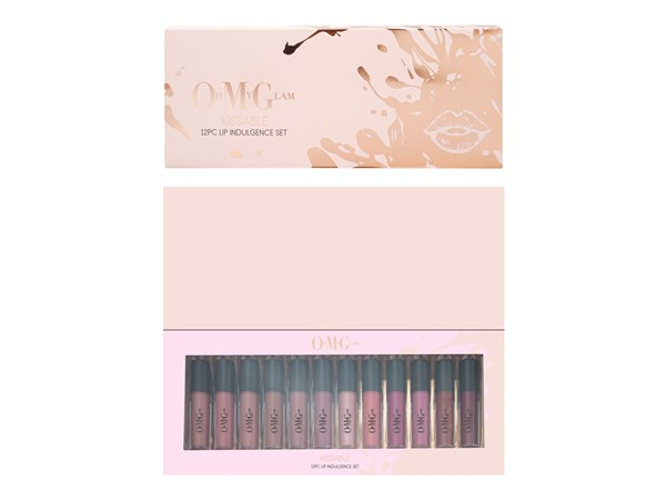 Kissable Lip Indulgence Set