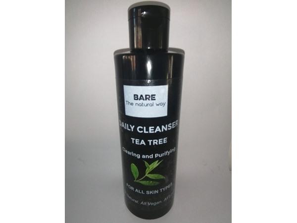 BARE Green Tea And Tea Tree Cleanser