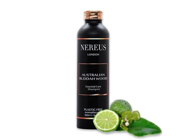 Nereus London Australian Buddha Wood & Bergamot Shampoo Hair Care