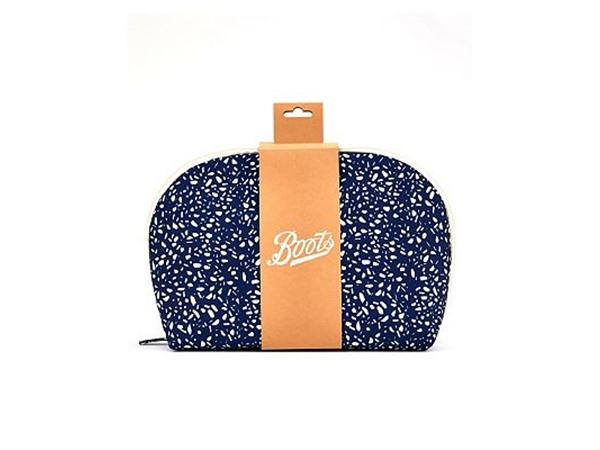 Terrazo Beauty Zip Bag