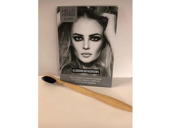 Hello Henna Brows Hello Brows Magic Brush