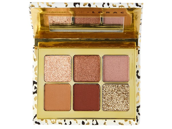 LORAC Hollywood Glamour Mini Palette Effortless Glamour