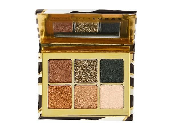 LORAC Hollywood Glamour Mini Palette Golden Eyes