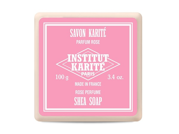 Institut Karité Paris Rose Shea Soap