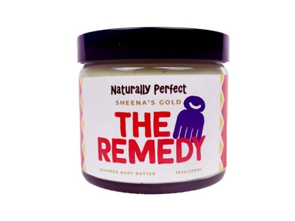 Naturally Perfect Sheena's Gold - The Remedy