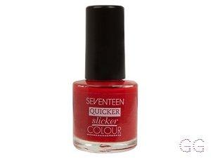 Seventeen Quicker Slicker Nail Polish