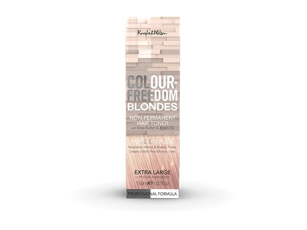 Colour-Freedom Blonde Toner