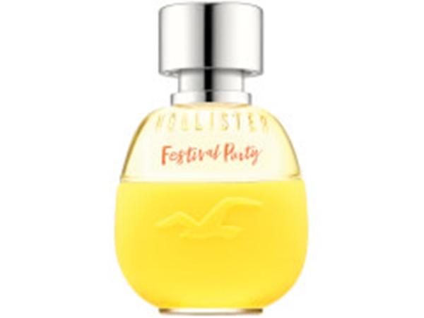 Hollister Festival Party Eau De Parfum
