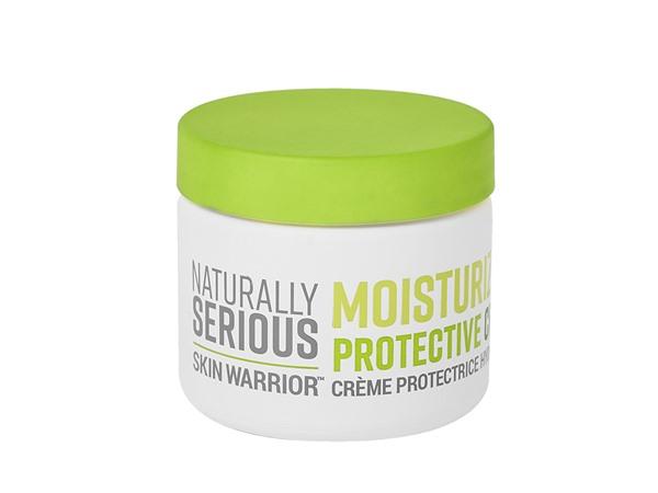 Naturally Serious Skin Warrior Antipollution Repair Cream