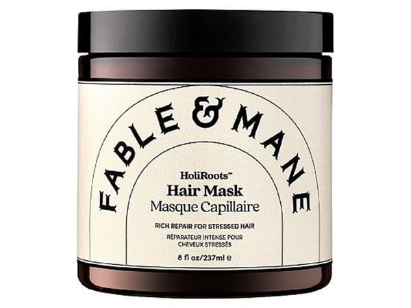 Fable & Mane Holiroots Hair Mask