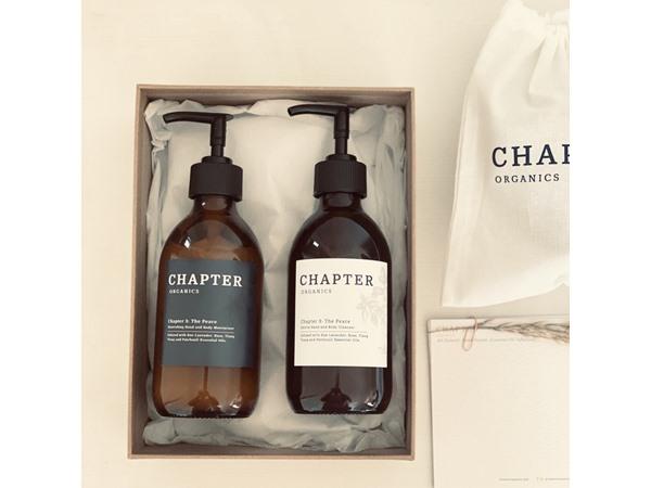 Chapter Organics Cleanse + Nourish