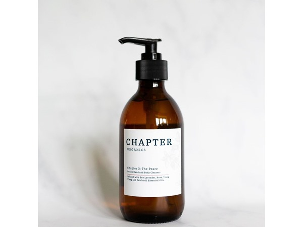 Chapter Organics Gentle Hand And Body Cleanser