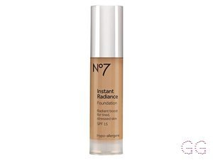 NO7 Instant Radiance Foundation