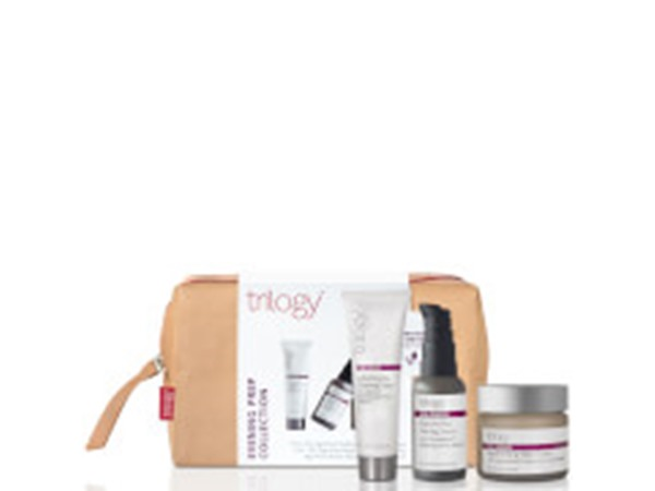 Trilogy Evening Prep Collection (Worth £68.00)