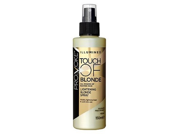 Provoke Touch Of Blonde Lightening Blonde Spray