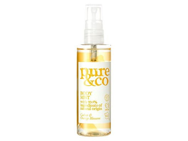 Pure&Co Cedrat And Orange Blossom Body Spray
