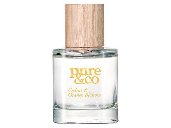 Pure&Co Cedrat And Orange Blossom Eau De Toilette