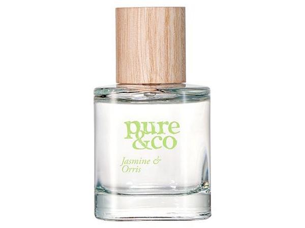 Pure&Co Jasmine And Orris Eau De Toilette
