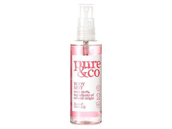Peony And Water Lily Body Spray