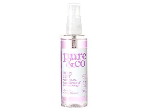 Pure&Co Plum And Cherry Blossom Body Spray