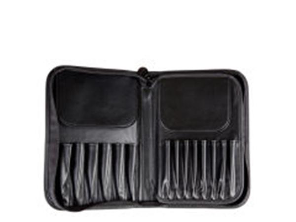Beauty Brush Case - Black