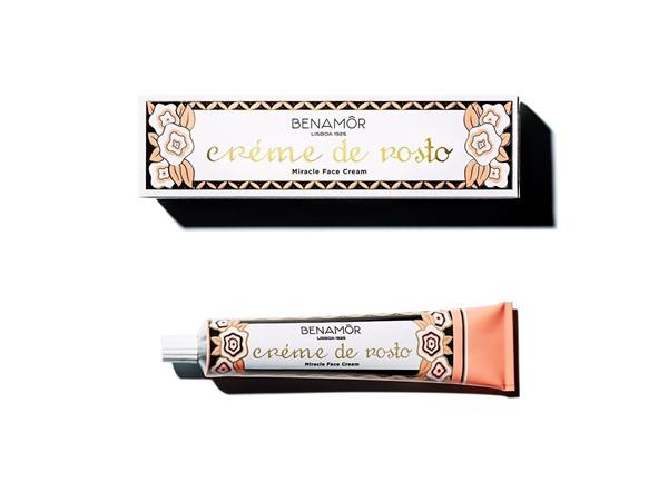 Benamor Crème De Rosto Miracle Face Cream