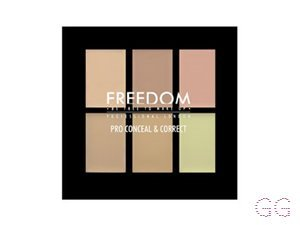 Freedom Makeup London Pro Conceal Palette