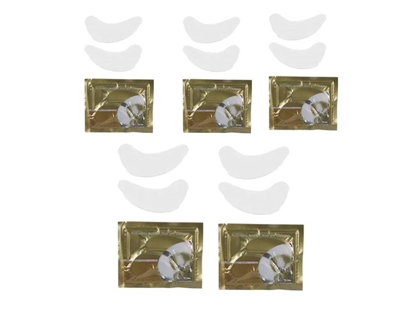 Envie Hyaluronic Collagen Eye Masks X 5 Pairs