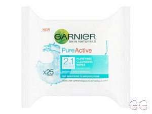 Pure 2-in-1 Wipes