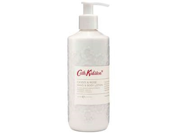 Cath Kidston Christmas 2020 Cassis And Rose Hand And Body Lotion