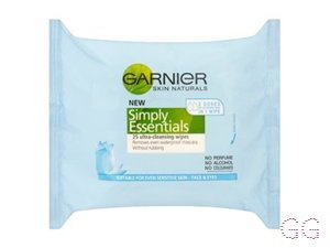 Smoothing Make Up Remover Wipes