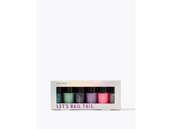 Autograph Obsessed Nail Polish Collection