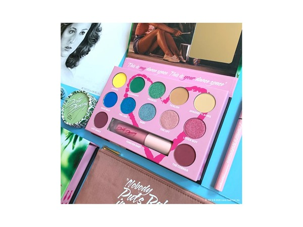 Sola Look Dirty Dancing Palette - #1 Fan Collection Eyeshadows
