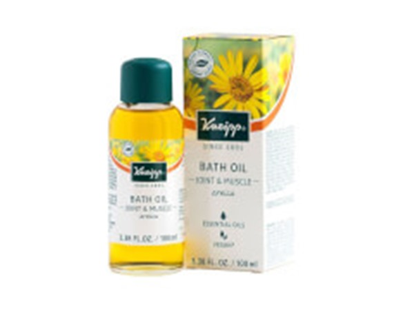 Kneipp Joint And Muscle Herbal Arnica Bath Oil
