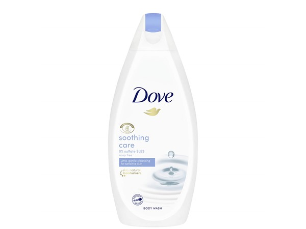 Dove Soothing Care Body Wash